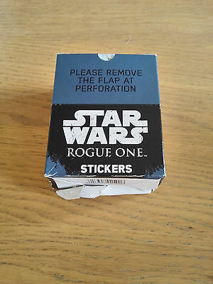 Star Wars Rogue One Topps Stickers