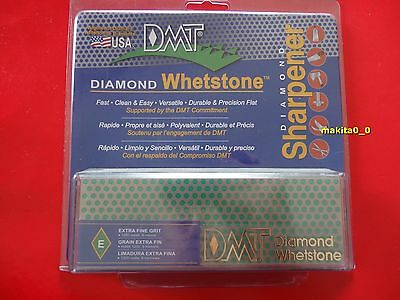 "DMT W6EP 6"" 150mm Diamond Whetstone 1200 Grit in Plastic Case - Extra Fine"