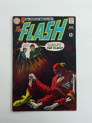The Flash #186 VFN - 1969