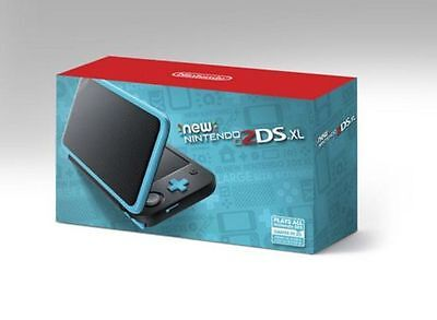 New Nintendo 2DS™ XL – Black + Turquoise Canada