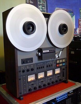 TEAC 3440 Reel to Reel 4 Track tape recorder