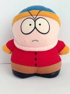 """South Park CARTMAN 6"""" Soft Toy 1998 Comedy Central Official"""