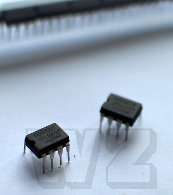 OPA637BP Precision High-Speed Difet [r] OPERATIONAL AMPLIFIER