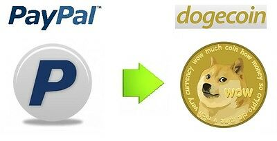 55 Dogecoin straight to your wallet. Wow immediately service!