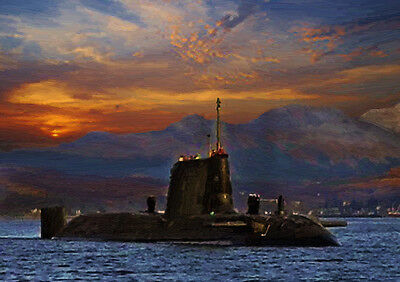Hms Astute - Hand Finished, Limited Edition (25)