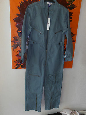 BNWT Stella McCartney Overalls/Jumpsuit/Flying Suit Khaki 8 Years rrp £140