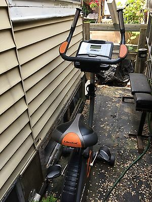 Nordic Track Exercise Bike
