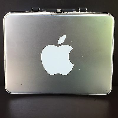 Apple Computer Lunchbox From Apple Company Store -- ibox---Very Rare!