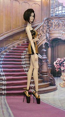 """fashion royalty 16"""", outfit fr 16"""", OOAK outfit, fashion royalty doll, outfit,"""