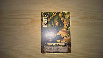 Alt Art Faramir Lord of the Rings LCG and Siege of Annuminas