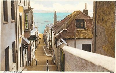 297  A BIT OF FALMOUTH UNPOSTED c1920