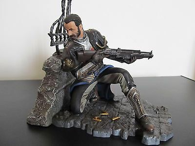 The Order 1886 Galahad Under Fire Statue Collector's Edition PS4 Solo Statua