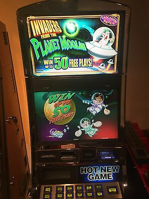 Wms Planet Of Moolah BB1/BB2 Game Software.