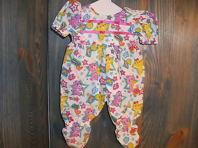 "New Handmade Sleeper For Ag Bitty Baby & Other 15"" Dolls,  Care-Bears"