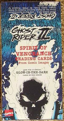 1992 Ghost Rider Series 2 Trading Card Box