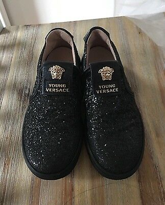 Versace - Young Versace Girl Shoes Size 33