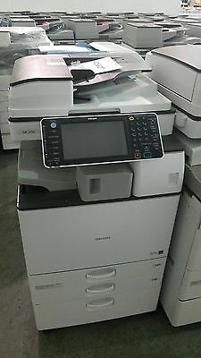 Ricoh MP2554  copier printer scanner - 21K copies - 25 ppm MINT CONDITIONS