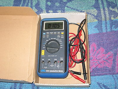 Otc 500 Multimeter Used In Great Condition