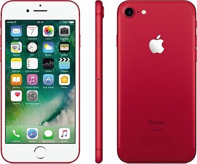 10Tacel Apple iPhone 7 Plus 128GB Red Special Edition