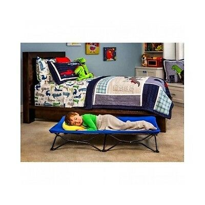 Regalo My Cot Portable Travel Bed Cots For Kids Daycare Childs Toddler Camping