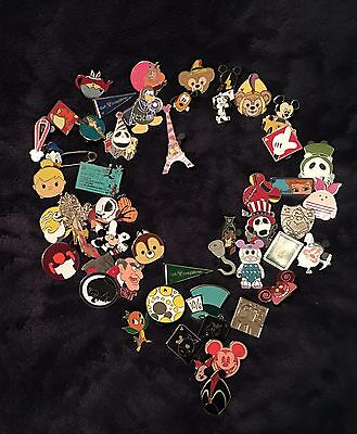 Disney Pins You Pick the Lot Size for Pin Trading 25, 50, 75, 100, 125, 150, 200