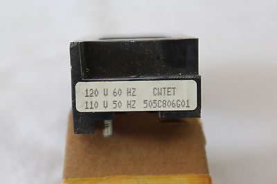 Westinghouse 505C806G01 Size 00-2 Holding Coil