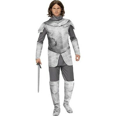 Costume chevalier medieval luxe