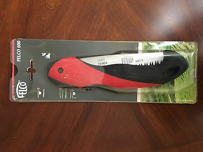 Authentic Felco 600 folding pull-stroke pruning saw
