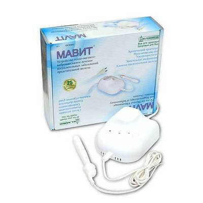 MAVIT (ALMAG)- device for the treatment of prostate and erectile function