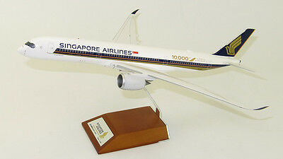 JC Wings 1:200 Singapore Airlines Airbus A350-900 XWB '10,000th Aircraft' 9V-SMF