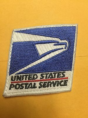 United States Postal Service Patch USPS Mail Carrier
