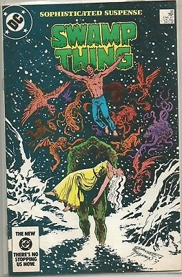 Swamp Thing V.2 U-PICK ONE 31,32,33,34,41,42,43 or 44 DC Issues PRICED PER COMIC
