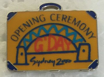 Sydney 2000 Olympic pins - Opening Ceremony Ken Done Pin 15 September 2000