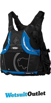 YAK Kurve JUNIOR White Water Kayak Buoyancy Aid BLUE 2329-A