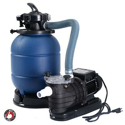 Pool Filter System Above Ground Sand Swimming Supplies Accessories Maintenance