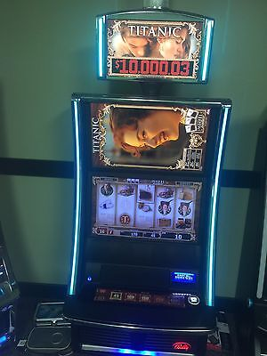 Bally Alpha 2 Pro TITANIC v22/32 SLOT MACHINE GAME SOFTWARE.