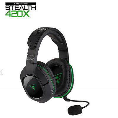 Turtle Beach Stealth 420X and Wireless Gaming Headset - Xbox One and Xbox One S