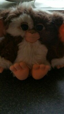 warner bro 1990 gizmo plush