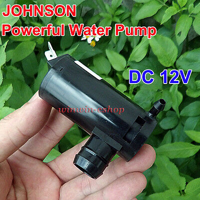 JOHNSON Water Pump High Pressure Large Power Large Flow DC 12V For Washer Car
