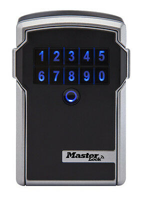 **BRAND NEW TO THE UK- Master Lock - Smart Bluetooth Key Safe - Wall Mounted**