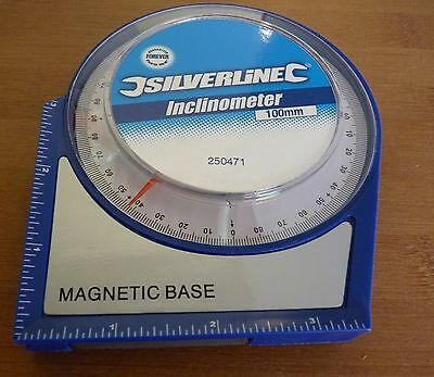 Magnetic Based Inclinometer Roofing Roofers Scaffolding Flooring Angle Measure
