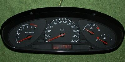Ford Falcon AU 1 Dash Instrument Cluster low kms