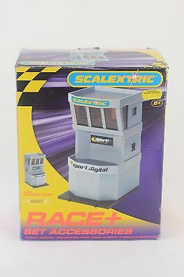 Scalextric Accessories - Trackside Props - Sport Control Tower -  C8319