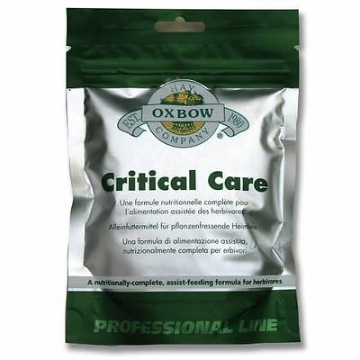 Oxbow - Critical Care Pet Supplement Sachet - 141g