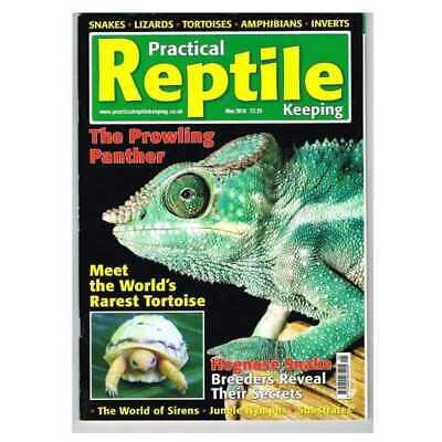 Practical Reptile Keeping Magazine May 2010 MBox2585 The Prowling Panther Meet t