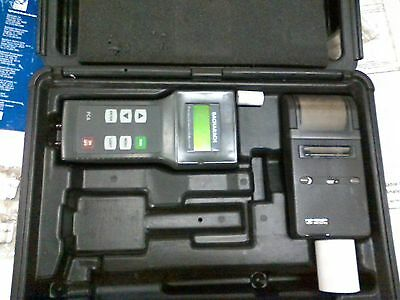 Bacharach Portable Combustion Analyzer Set