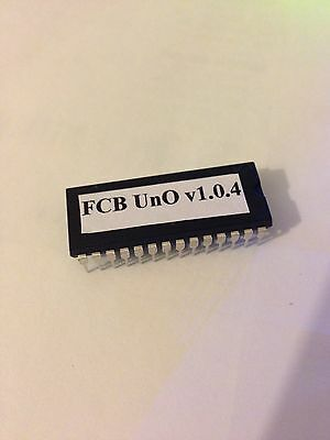 Behringer FCB1010 UnO V1.0.4 Upgrade Custom Firmware Chip