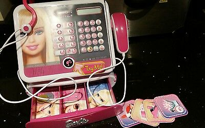 Barbie Fashion Store Cash Register Playset STYLE A