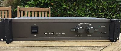 Quad 520F The professional 606 high power  amp.