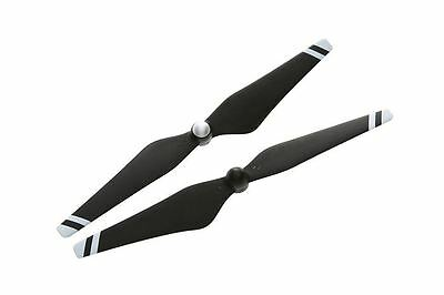 DJI Phantom 3 9450 Carbon Fibre Propellers With White Strips